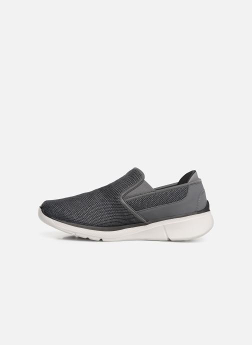 Trainers Skechers Equalizer  3.0 Tracterric Grey front view
