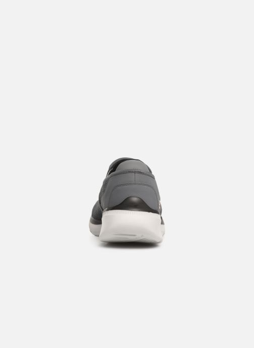 Trainers Skechers Equalizer  3.0 Tracterric Grey view from the right