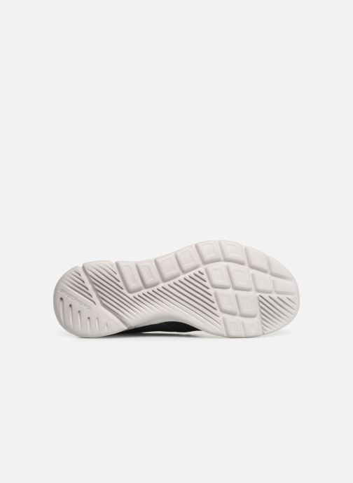 Trainers Skechers Equalizer  3.0 Tracterric Grey view from above