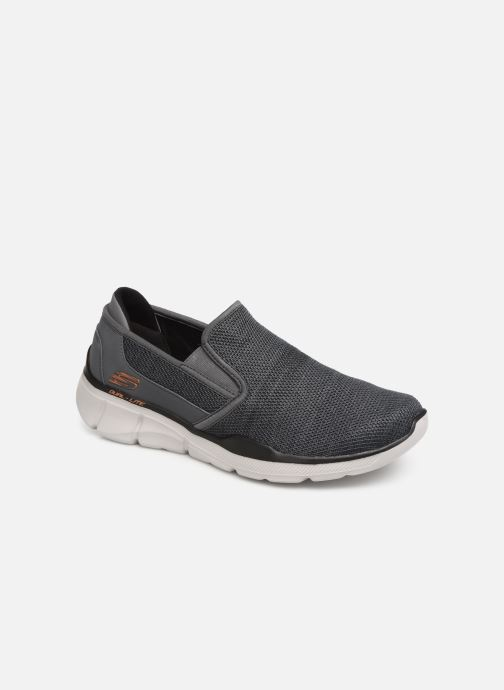 Trainers Skechers Equalizer  3.0 Tracterric Grey detailed view/ Pair view