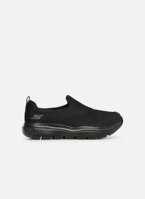 Trainers Skechers Go Walk Evolution Ultra Rapids Black back view