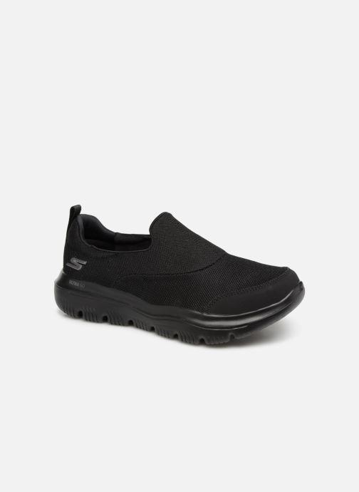 Sneakers Skechers Go Walk Evolution Ultra Rapids Sort detaljeret billede af skoene