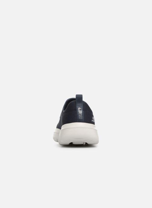 Sneakers Skechers Go Walk Evolution Ultra Rapids Blå Bild från höger sidan