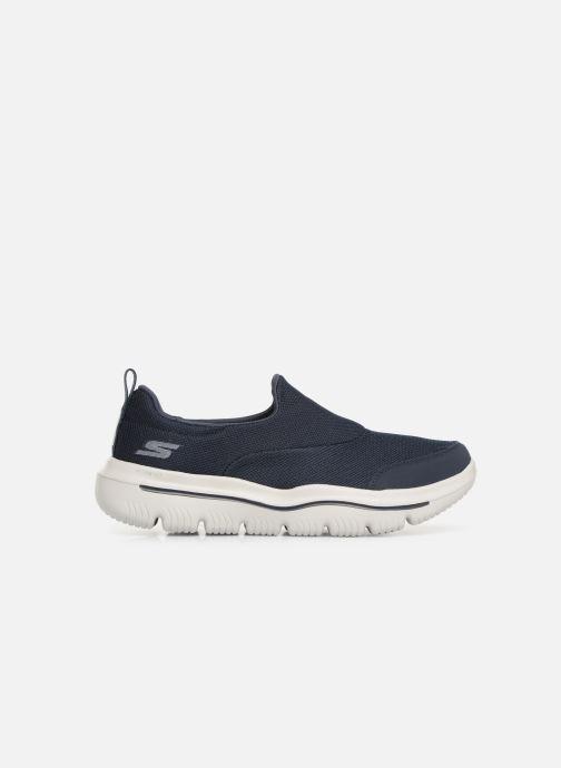 Sneakers Skechers Go Walk Evolution Ultra Rapids Blå bild från baksidan