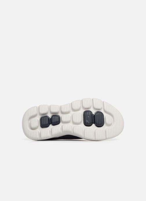 Sneakers Skechers Go Walk Evolution Ultra Rapids Blå bild från ovan