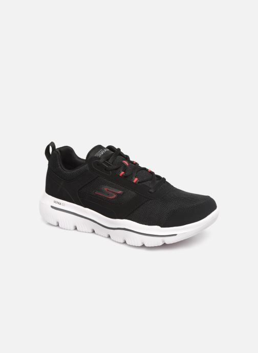 Trainers Skechers Go Walk Evolution Ultra Enhance Black detailed view/ Pair view