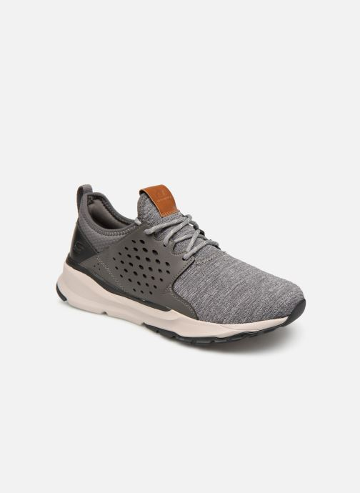 Trainers Skechers Relven Velton Grey detailed view/ Pair view