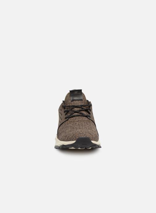 Sneaker Skechers Relven Velton braun schuhe getragen