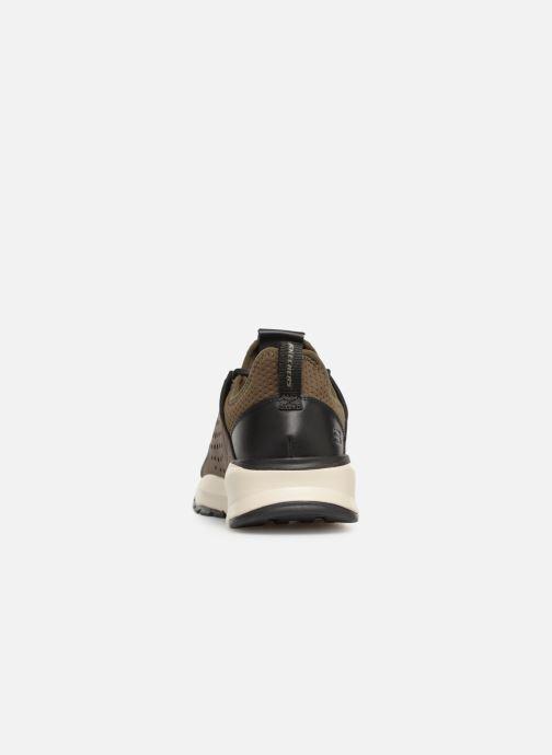 Sneaker Skechers Relven Velton braun ansicht von rechts