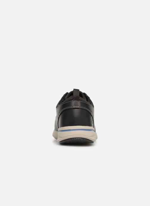 Trainers Skechers Elent Leven Black view from the right