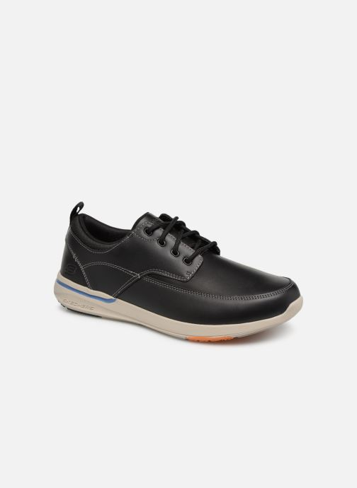 Trainers Skechers Elent Leven Black detailed view/ Pair view