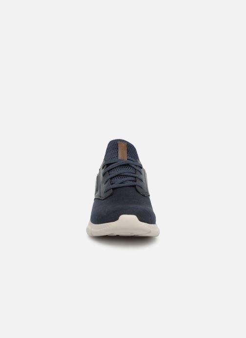 Sneakers Skechers Ingram Marner Blå bild av skorna på