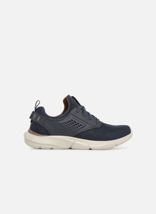 Trainers Skechers Ingram Marner Blue back view
