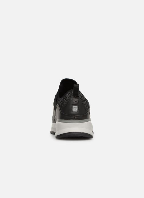 Trainers Skechers Relven Arkson Black view from the right