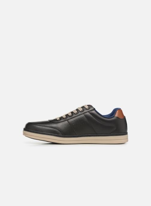 Trainers Skechers Heston Avano Black front view
