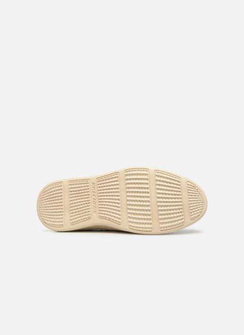 Zapatos con cordones Skechers Status 2.0 Former Azul vista de arriba