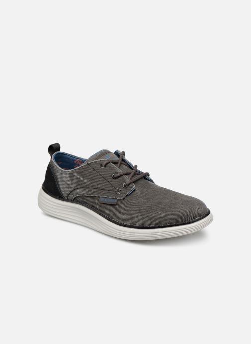 Sneaker Skechers Statut 2.0 Pexton schwarz detaillierte ansicht/modell