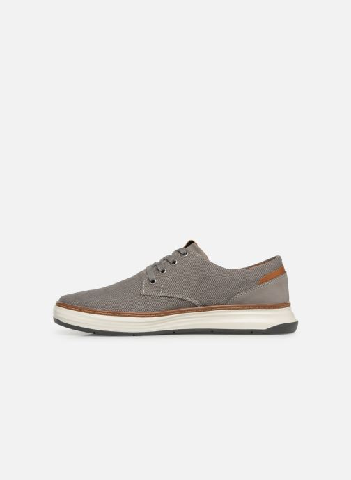 Trainers Skechers Moreno Ederson Grey front view
