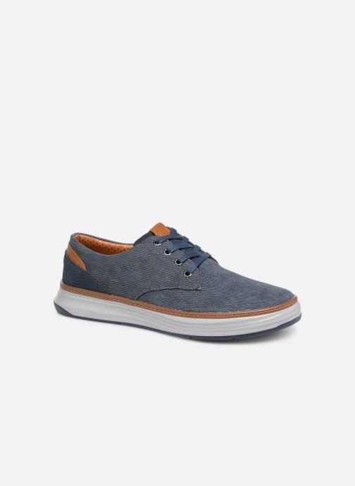 Sneakers Skechers Moreno Ederson Blauw detail
