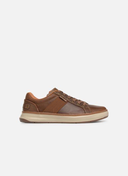 Sneakers Skechers Moreno Winsor Bruin achterkant