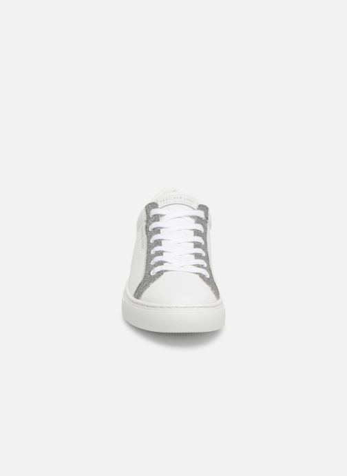 Sneakers Side Chez Glitz Skechers 364443 bianco Kickz Street RwRdYq