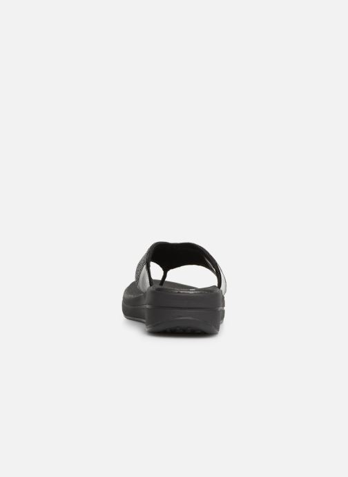 Mules & clogs Skechers Upgrades Black view from the right