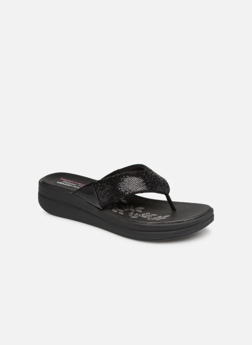 Mules & clogs Skechers Upgrades Black detailed view/ Pair view
