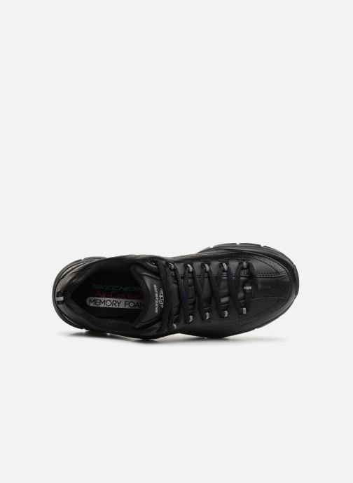 Sneakers Skechers Synergy 3.0 Nero immagine sinistra