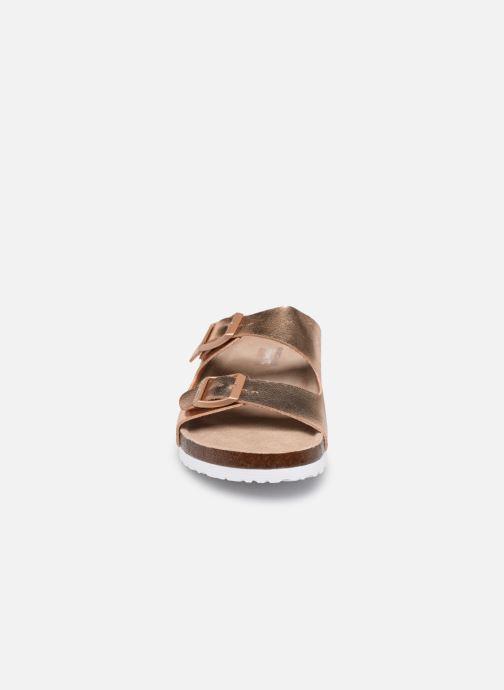 Sneakers Skechers Granola Missus Hippie Pink se skoene på