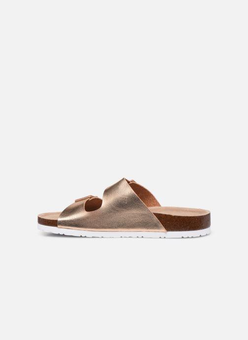 Sneakers Skechers Granola Missus Hippie Pink se forfra