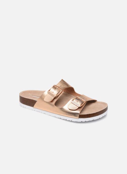 Sneakers Skechers Granola Missus Hippie Pink detaljeret billede af skoene