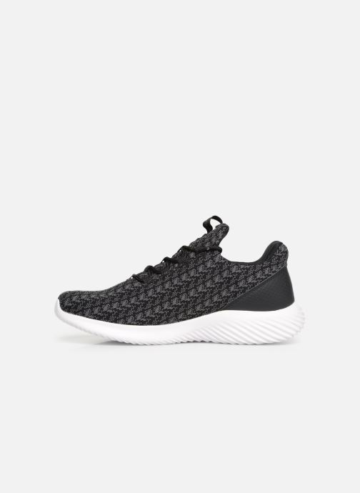 Trainers Skechers Bounder Farshot Black front view