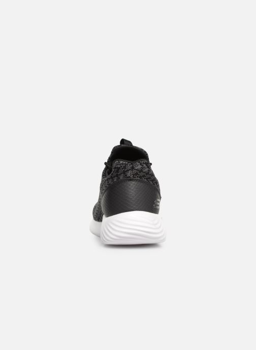 Trainers Skechers Bounder Farshot Black view from the right