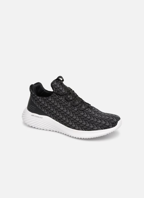 Trainers Skechers Bounder Farshot Black detailed view/ Pair view