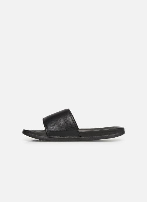 Sandalen Skechers Gambix schwarz ansicht von vorne