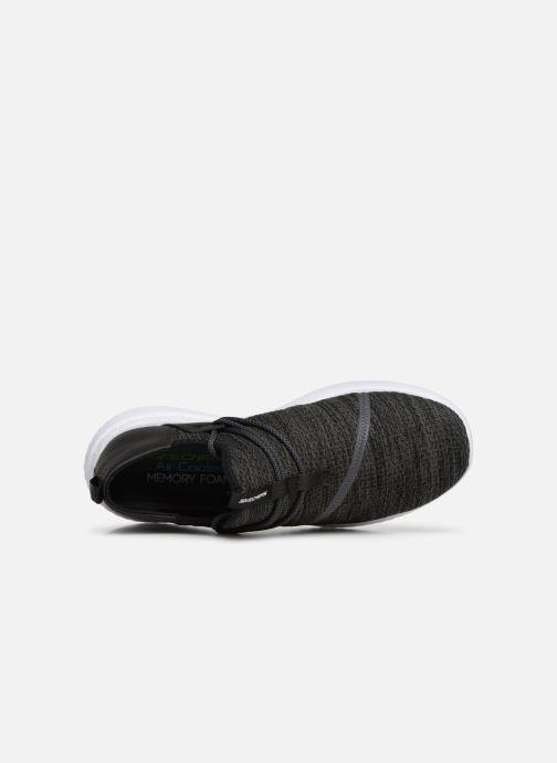 schwarz Holtcrest Sportschuhe Skechers 364484 Matera 7TqE45a