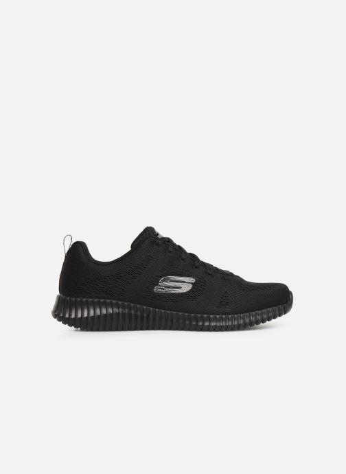 Sneakers Skechers Elite Flex Clear Leaf Sort se bagfra