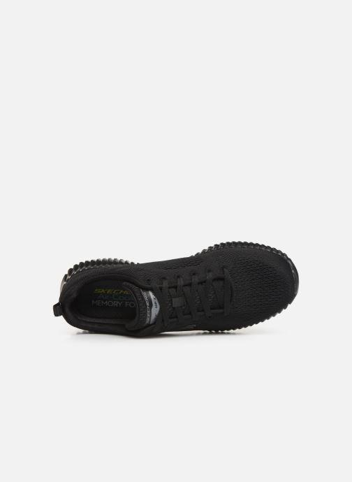 Sneakers Skechers Elite Flex Clear Leaf Sort se fra venstre