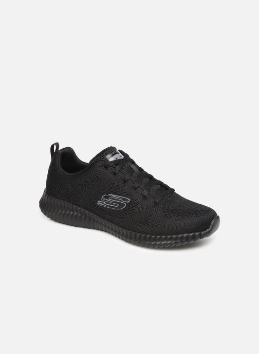 Sneakers Skechers Elite Flex Clear Leaf Sort detaljeret billede af skoene