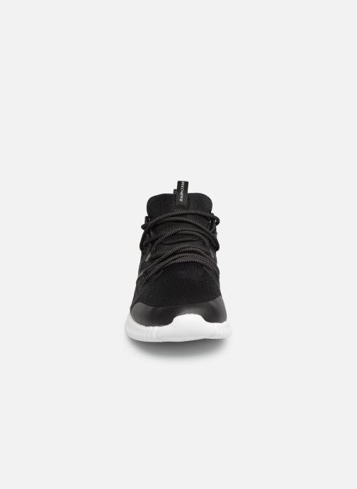 Baskets Skechers Elite Flex Falconholt Noir vue portées chaussures