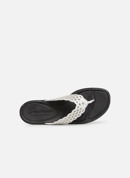 Mules & clogs Skechers Bumblers Bees Knees White view from the left