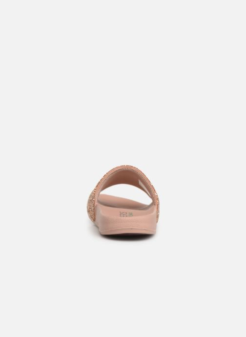 Mules & clogs Skechers Pop Ups Pink view from the right
