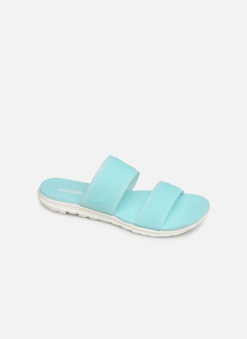 Mules & clogs Skechers Nextwave Ultra Sun-Kissed Blue detailed view/ Pair view