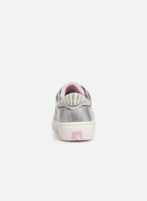 Sneaker Skechers Goldie Diamond Jubilee silber ansicht von rechts