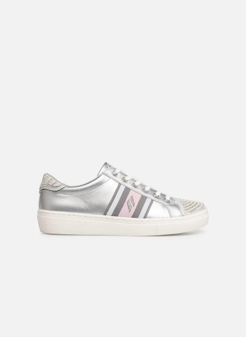 Sneaker Skechers Goldie Diamond Jubilee silber ansicht von hinten