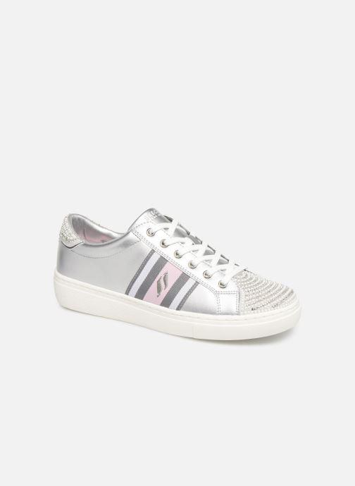 Sneakers Skechers Goldie Diamond Jubilee Sølv detaljeret billede af skoene