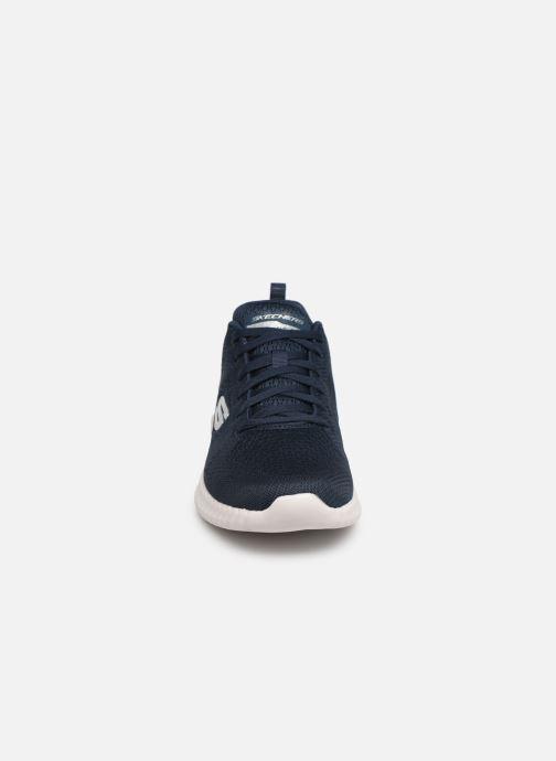 Sneakers Skechers Elite Flex Clear Blå se skoene på