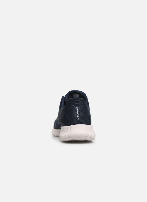 Sneakers Skechers Elite Flex Clear Blå Se fra højre