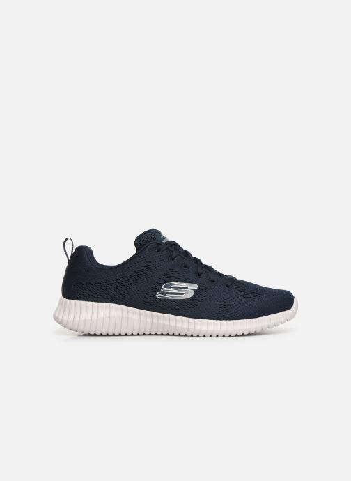 Sneakers Skechers Elite Flex Clear Blå se bagfra