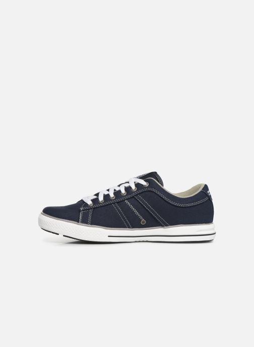 Sneaker Skechers Arcade Fulrow blau ansicht von vorne